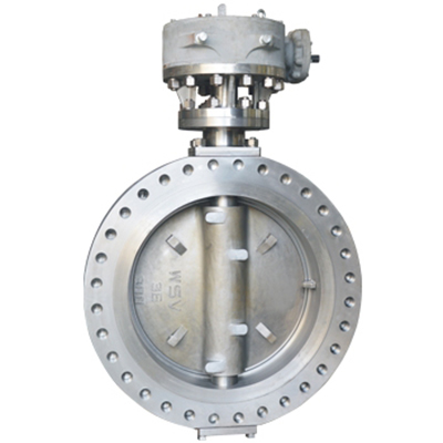 36-inch butterfly valve